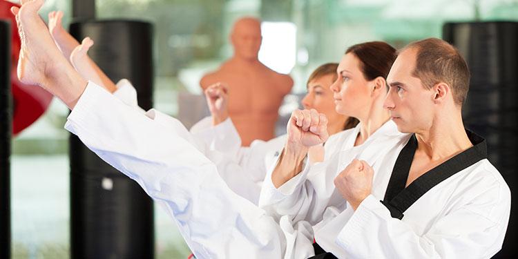 martial arts adults
